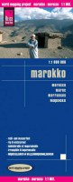 Marokko map cover